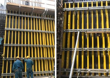 High Turnover Timber Beam And Plywood Formwork System