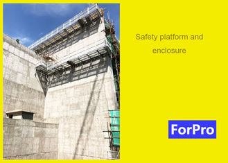 Customized Safety Scaffold Loading Platform